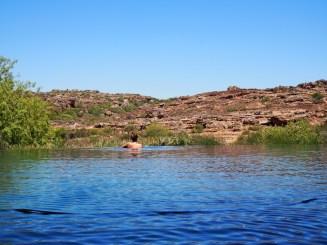 bushmans kloof zwembad