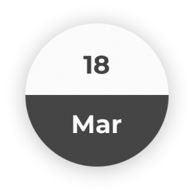 18 March