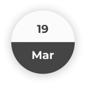 19 March