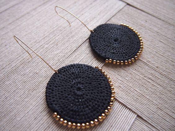 Ouch Flower earrings 01