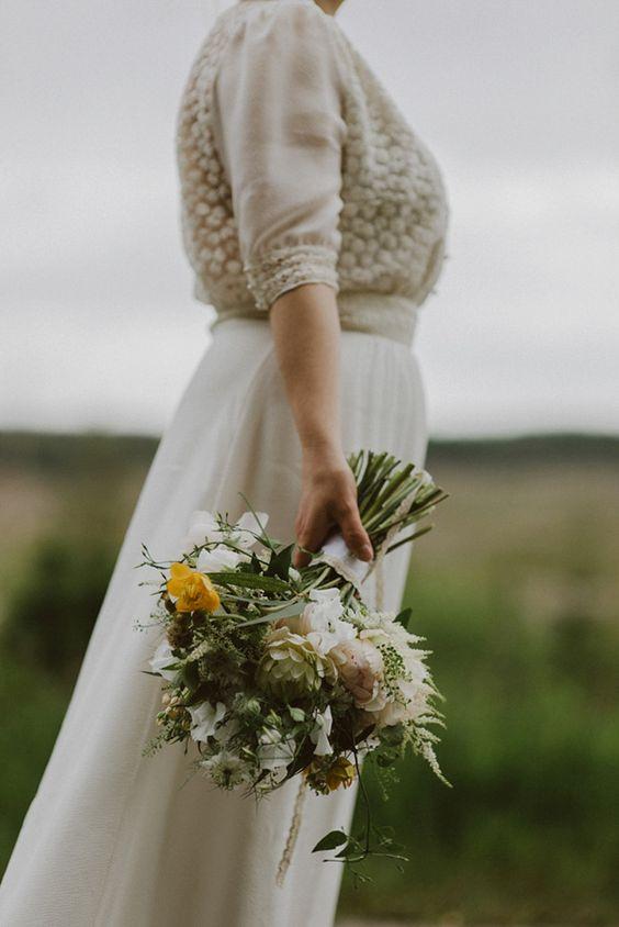 crochet lace wedding