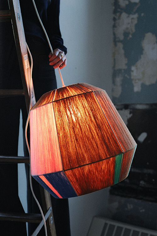 Ana Kras hanging lamp beauty