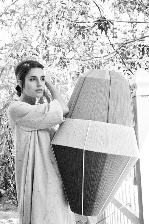 Ana Kras B&W portrait