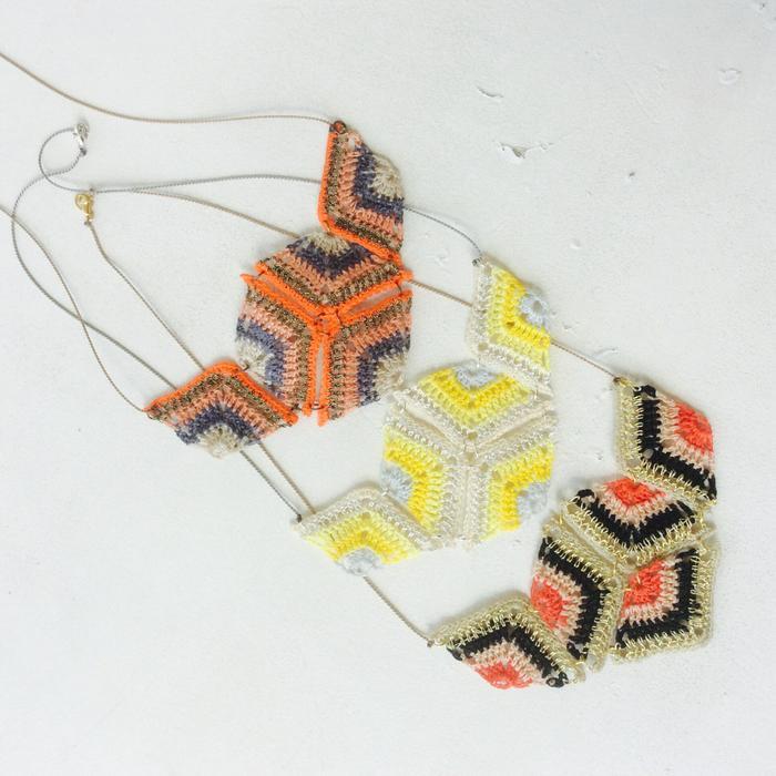 Moonbasket jewellery colour necklaces