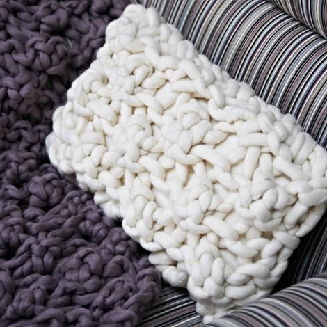 Melanie Porter chunky cushions