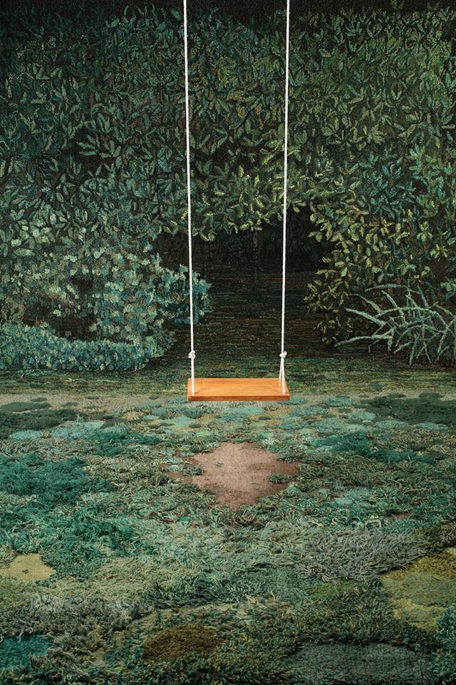 Alexandra Kehayoglou swing