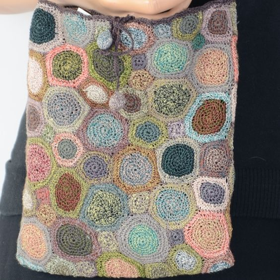 Sophie Digard colour circles bag