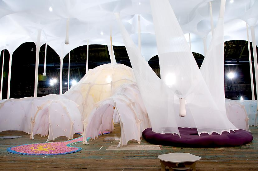 ernesto neto Anthropodino