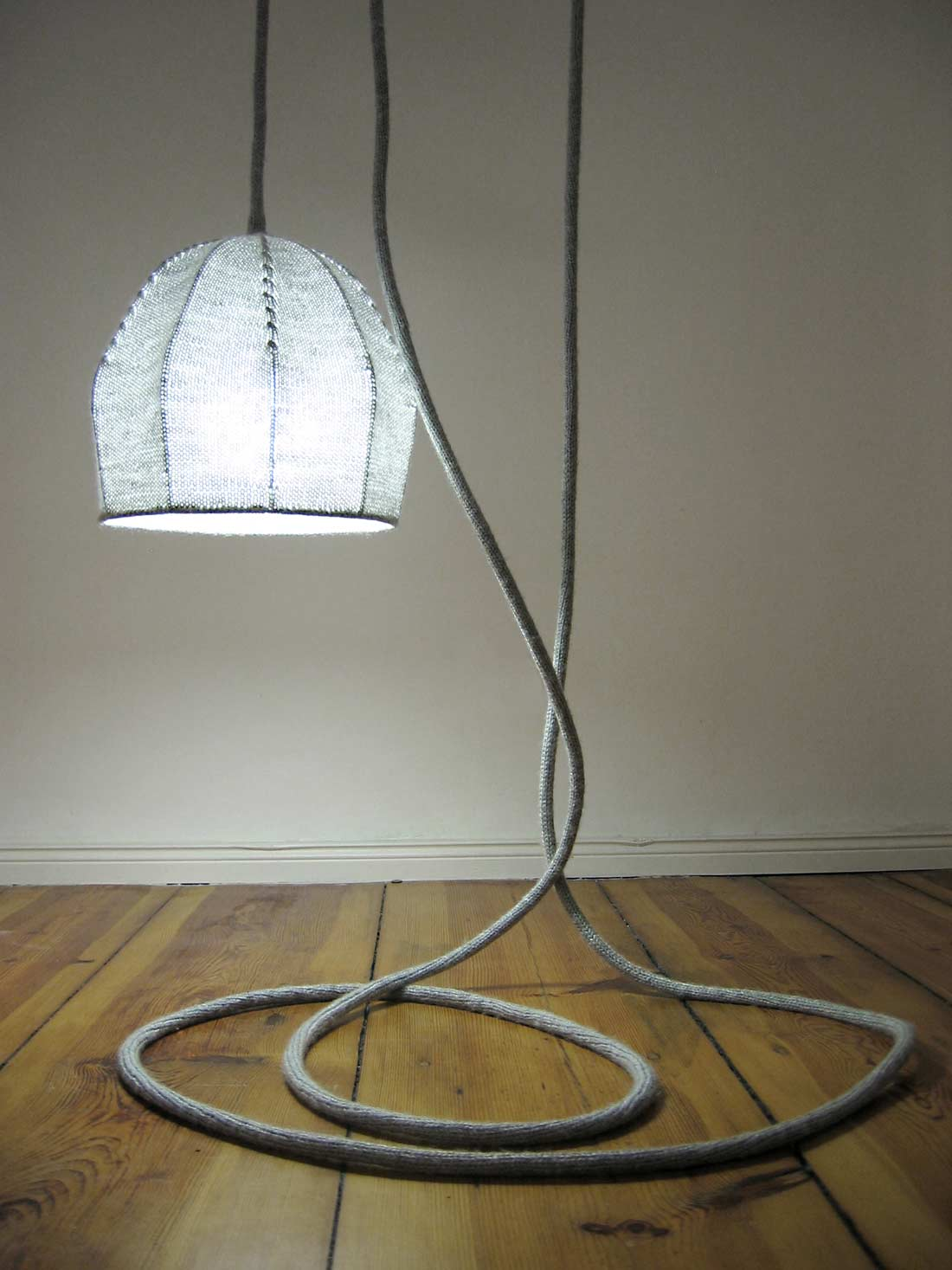 LLOT LLOV design studio hanging light