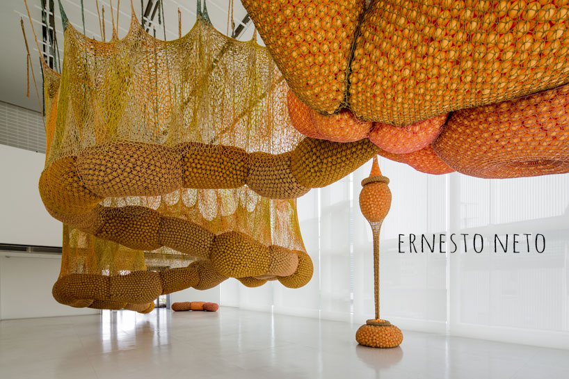 Sunday's Visual Diary #27 : Ernesto Neto