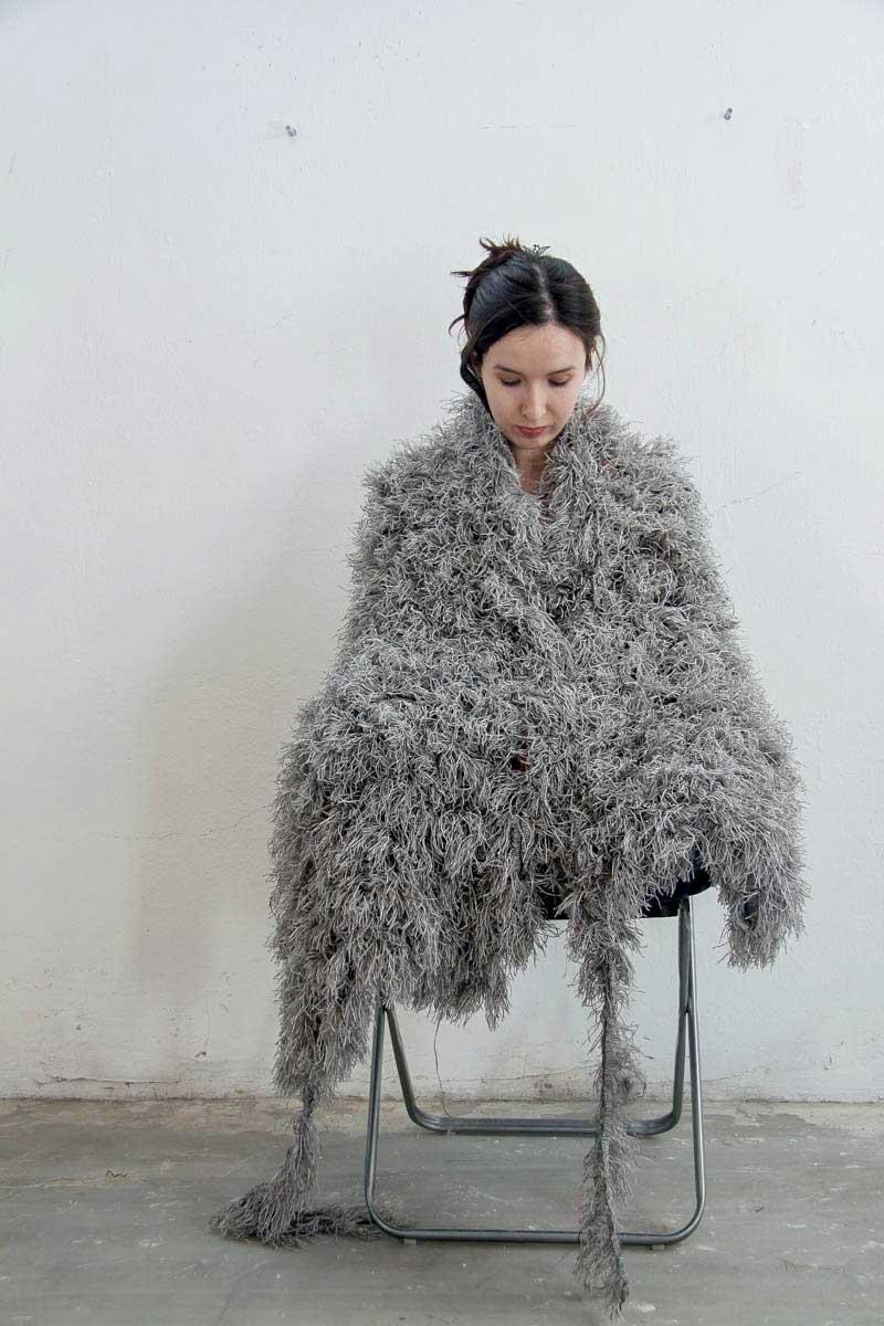 Oloop Design Studio Body textile memory 04