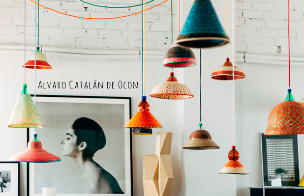 Alvaro Catalán de Ocon Pet lamp