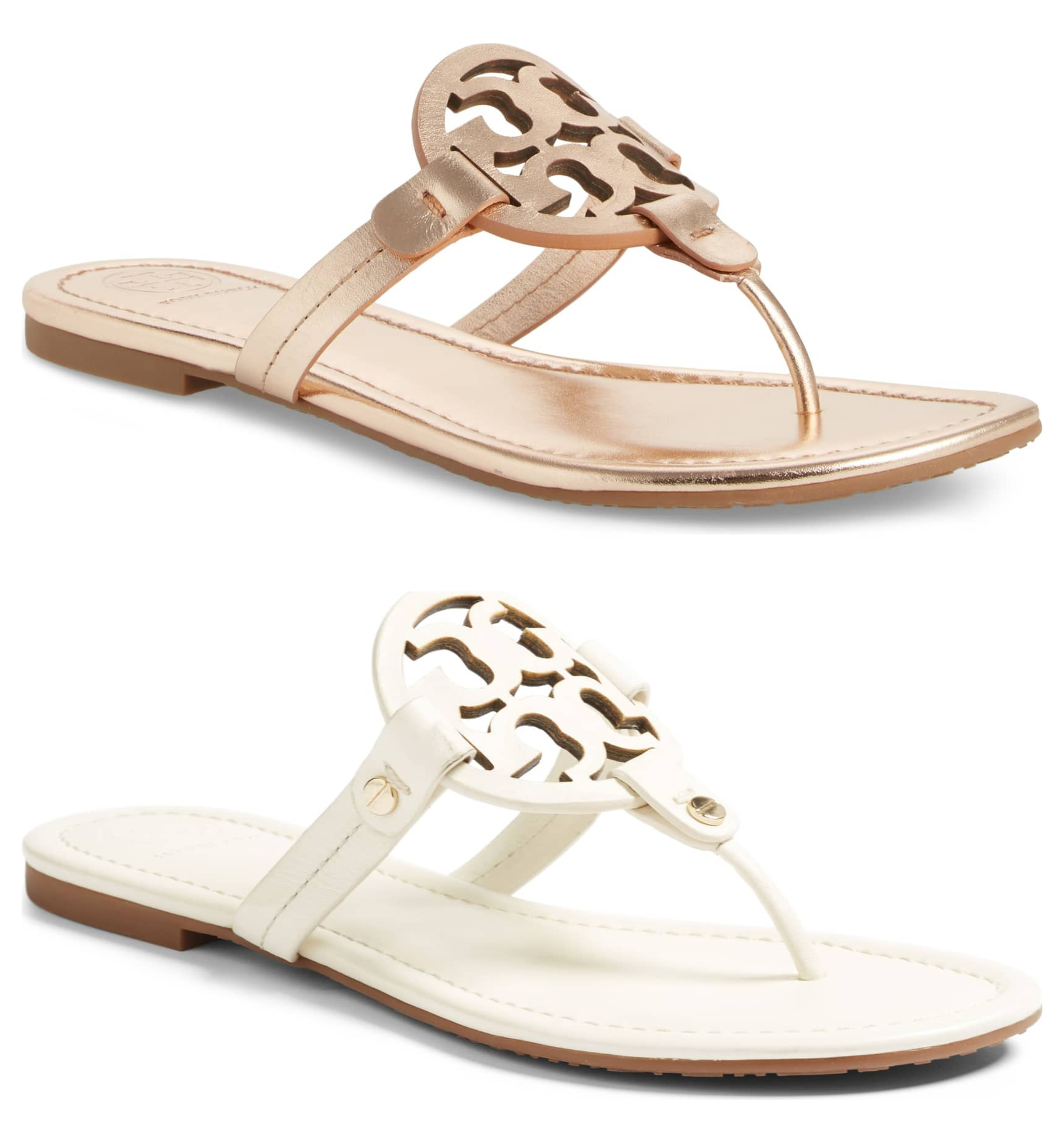 9ae4ad3cfcf Nordstrom  MORE Tory Burch Miller Sandals on Sale! – Wear It For Less