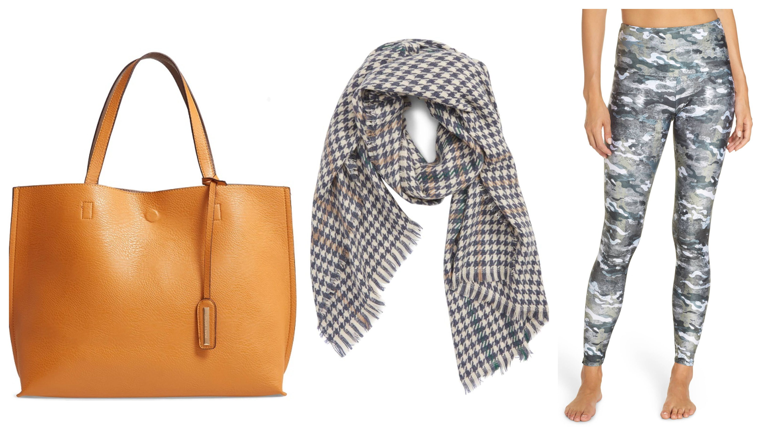 38bcdce712 Nordstrom: Reversible Faux Leather Tote & Wristlet – only $24 (reg $49)  Shipped + MORE!