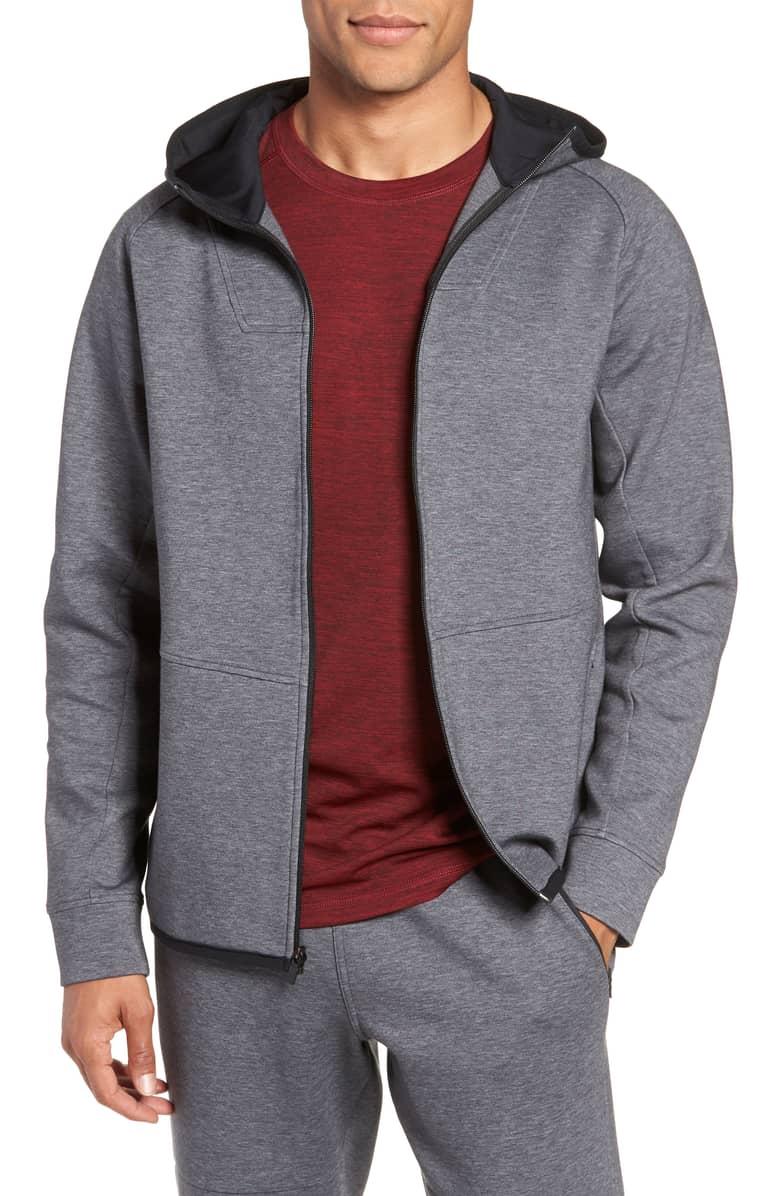 90ae71a0e3da9 Nordstrom: Men's Zella Hoodies – Half Off + Free Shipping! – Wear It ...