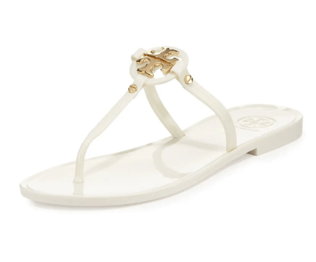 25f17ec6fe3ff2 Neiman Marcus  Tory Burch Mini Miller Jelly Thong Sandals – only  47 ...