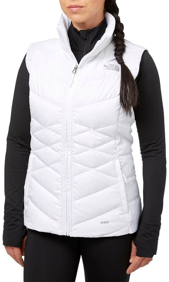 2429e7fc5ff Dick's Sporting Goods: The North Face Women's Alpz Down Vests – only ...