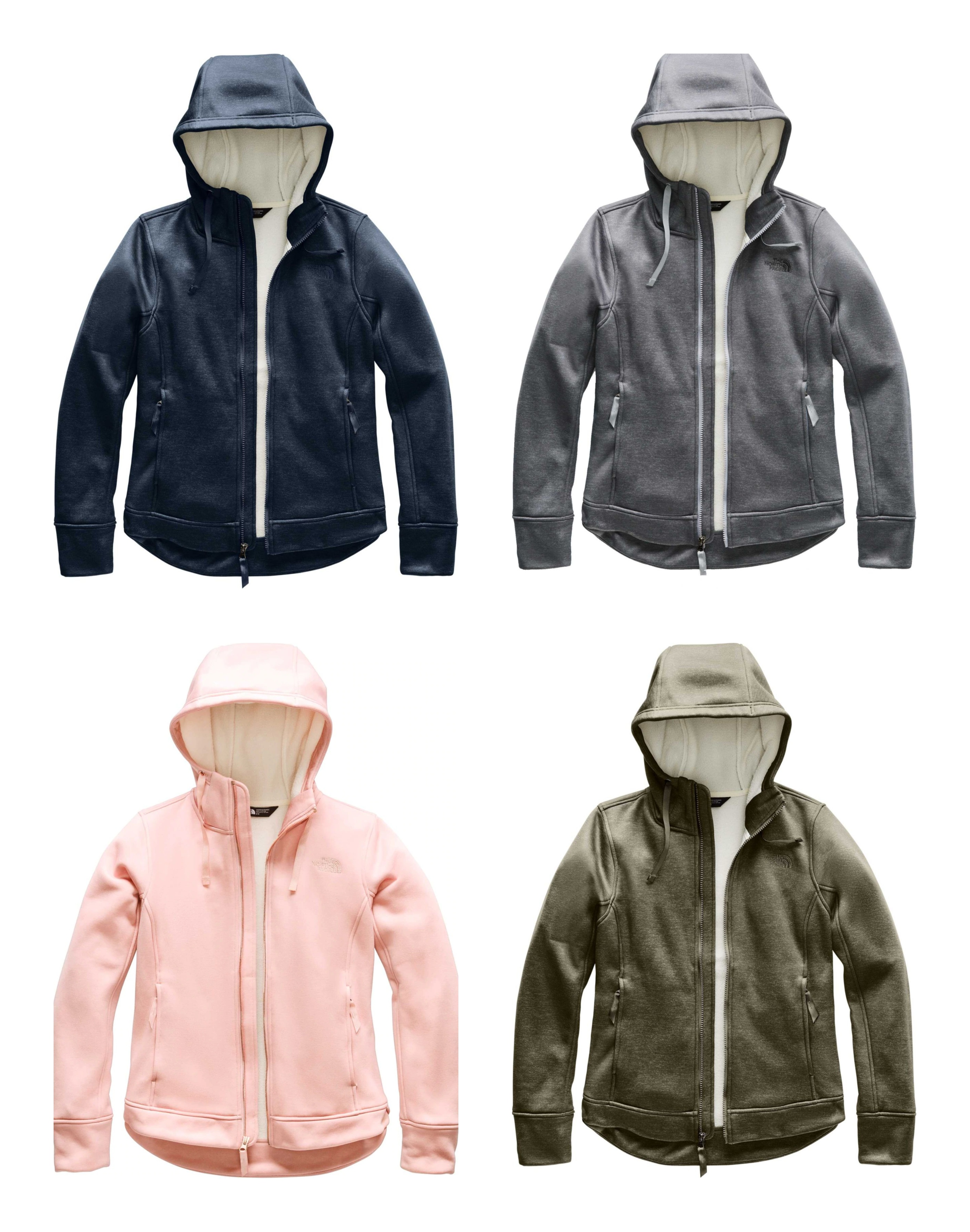 109a73018 Dick's Sporting Goods: The North Face Full-Zip Fleece Hoodies only ...