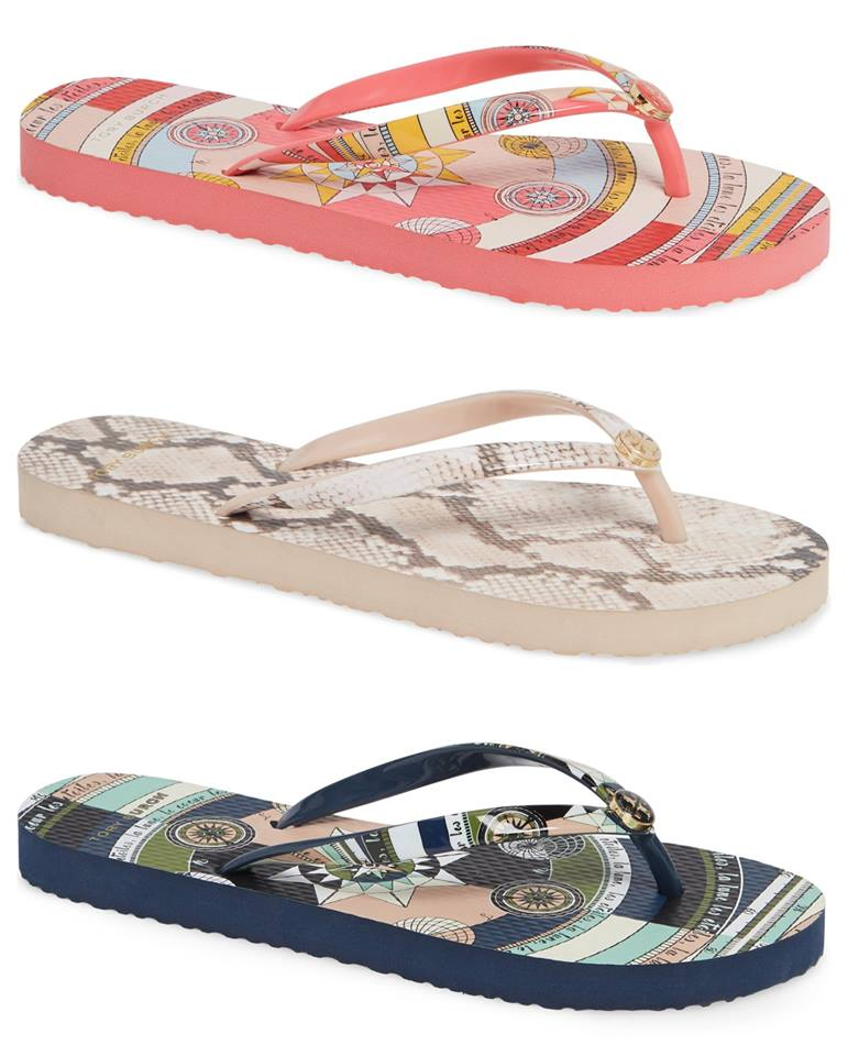 108e4c6a4 Nordstrom  Tory Burch Thin Flip Flops – 33% Off + Free Shipping ...