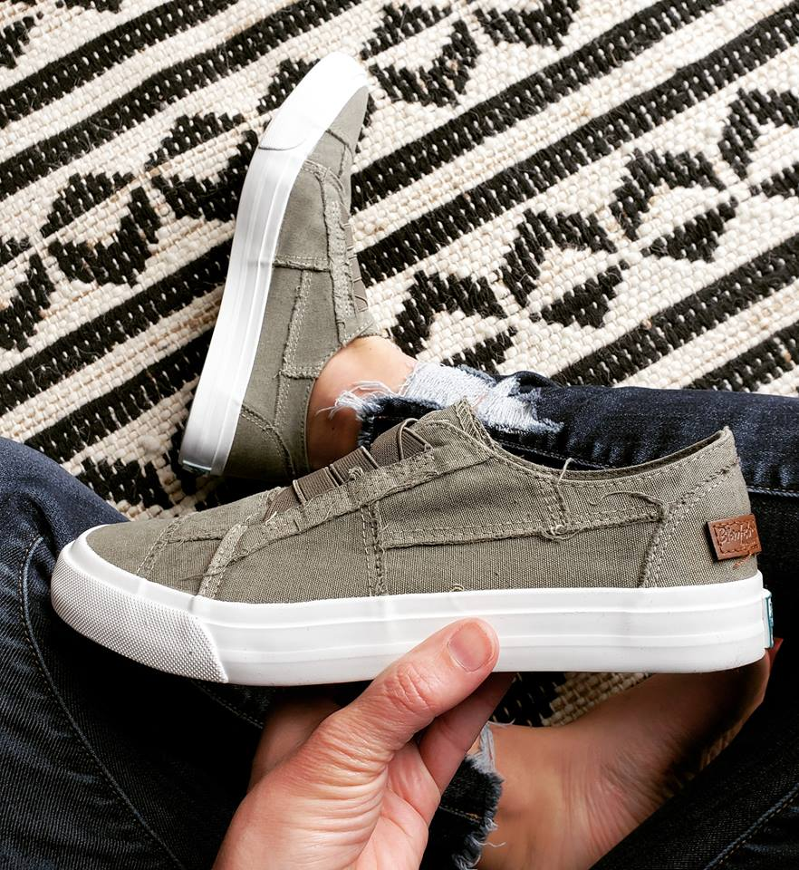DSW: Blowfish Marley Sneakers – only