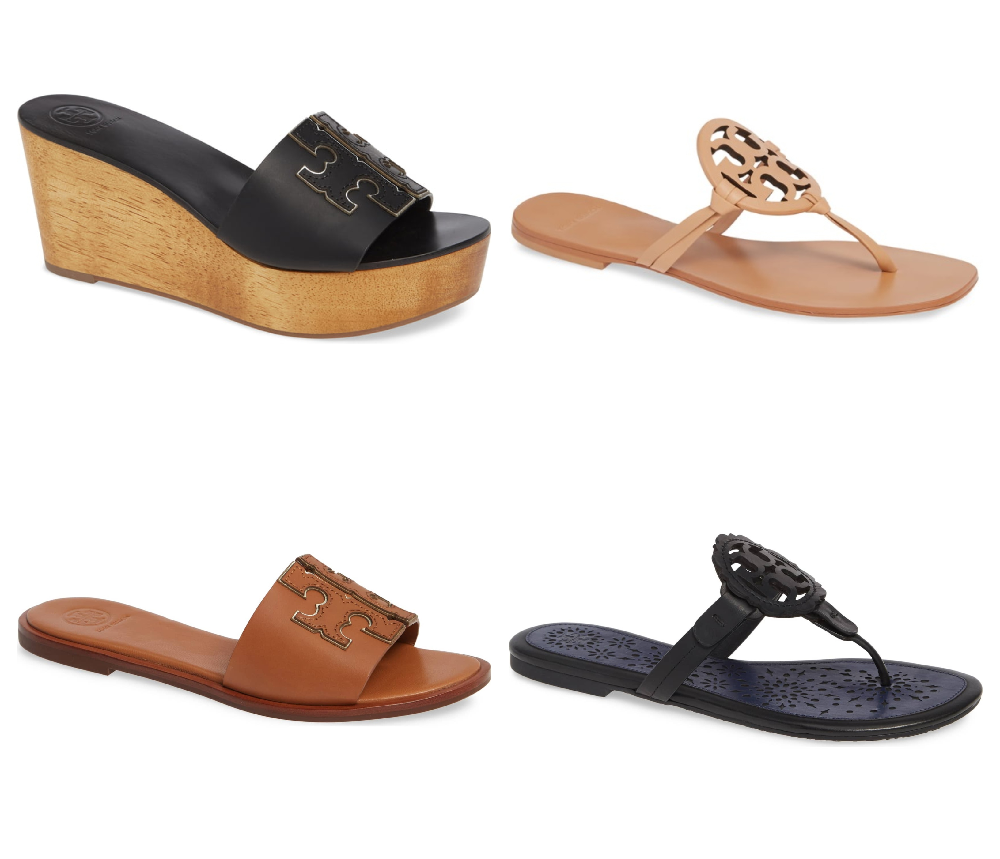 b144fe7b19f Nordstrom  20% Off Tory Burch Sandals + Free Shipping and Returns ...