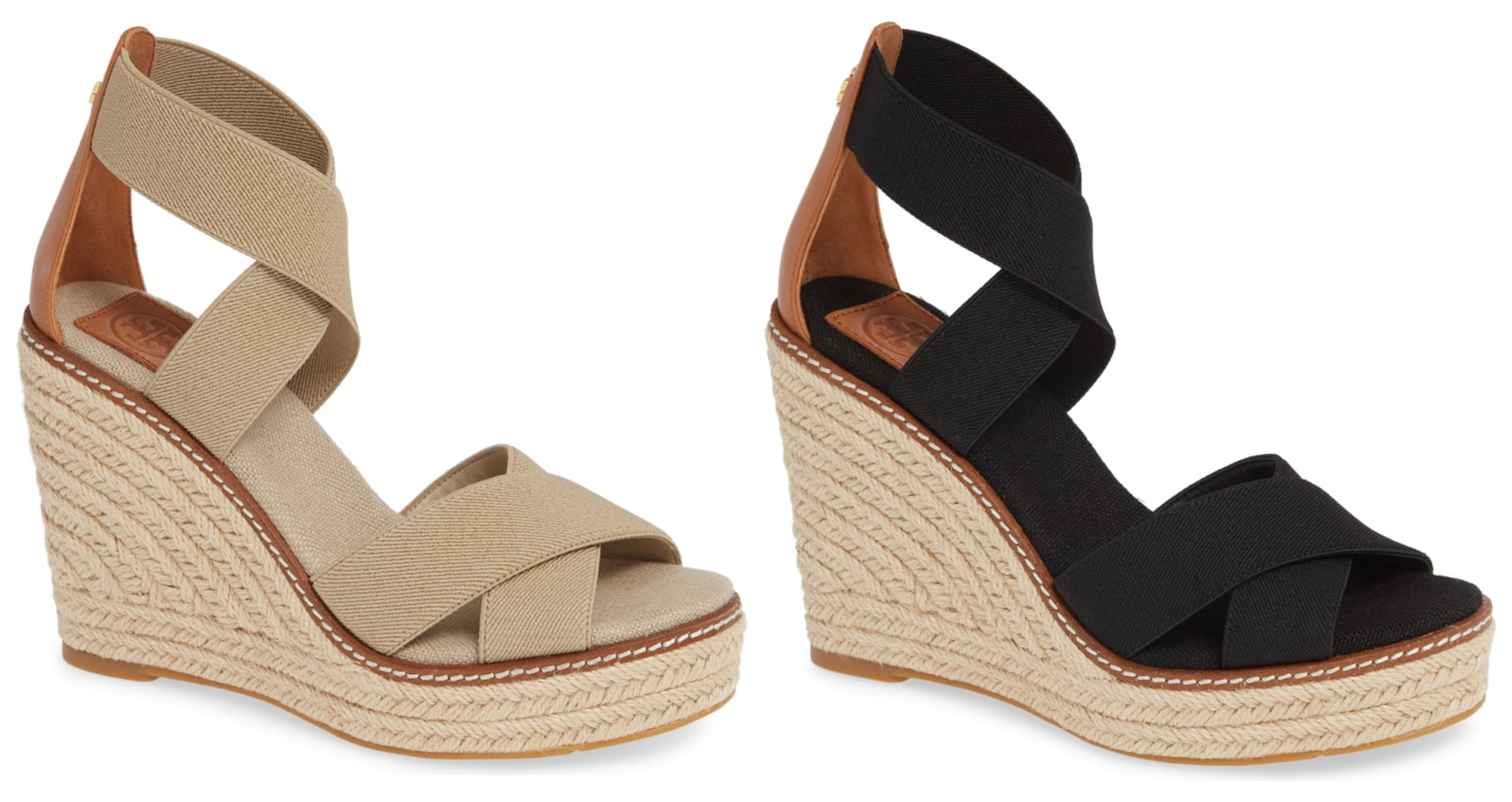 8ee03714356 Nordstrom  Tory Burch Frieda Espadrille Wedge Sandals – 30% Off + Free  Shipping!