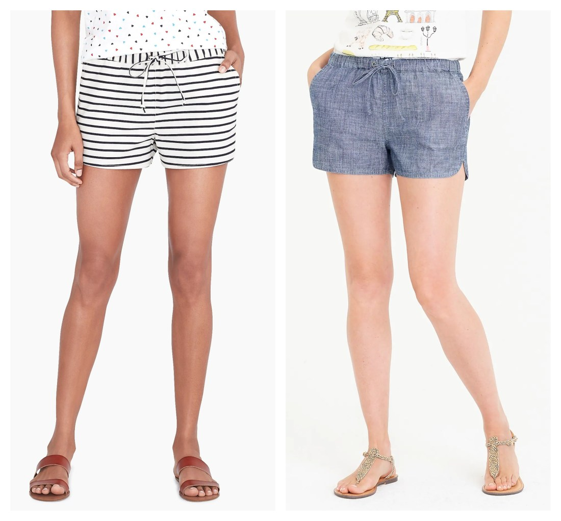 231b70f900da8 J. Crew Factory  Buy 1 Get 1 FREE Shorts for the Family!