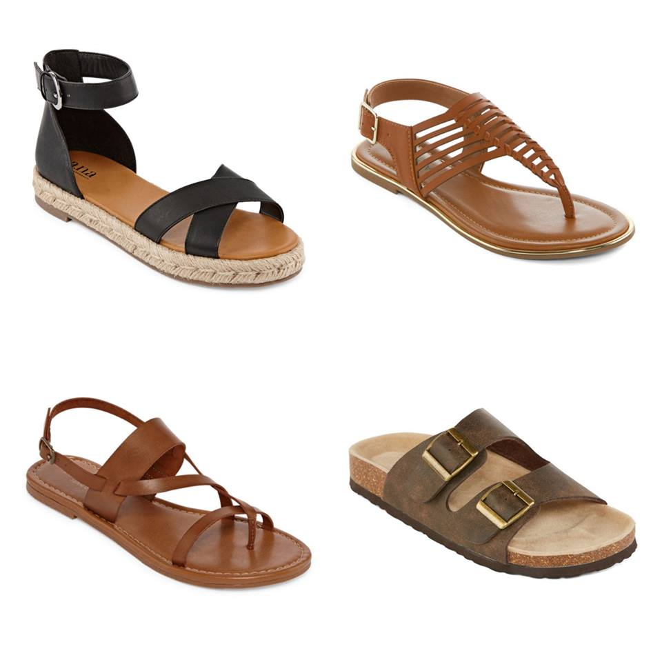5443b8c5a6e9 JCP  Buy 1 Get 2 FREE Sandals and Flip Flops! – Wear It For Less