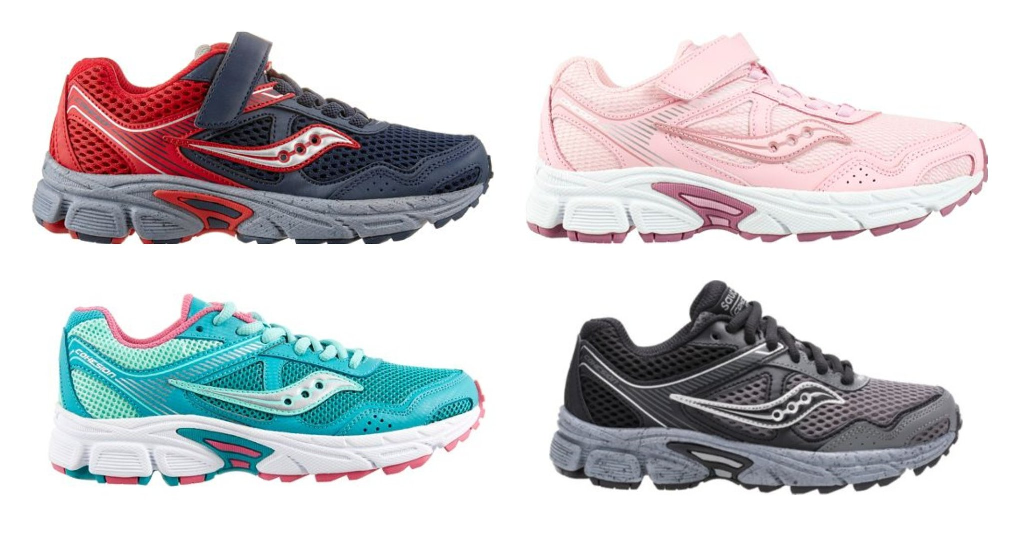Kids' Saucony Running Shoes