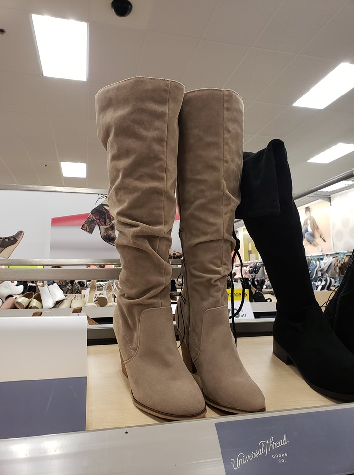 Target Bogo 50 Off Boots 20 Off Clothing Shoes And