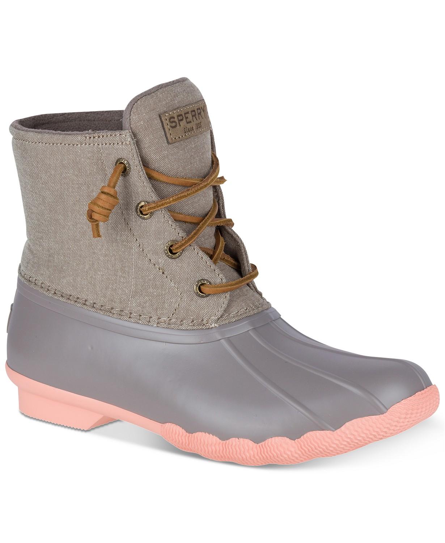 Off Sperry Duck Boots! – Wear