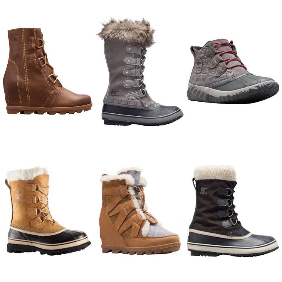 Shoes.com: HOT DEALS on Sorel Boots +