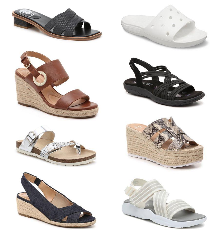 Dsw Sandals Shop Clothing Shoes Online