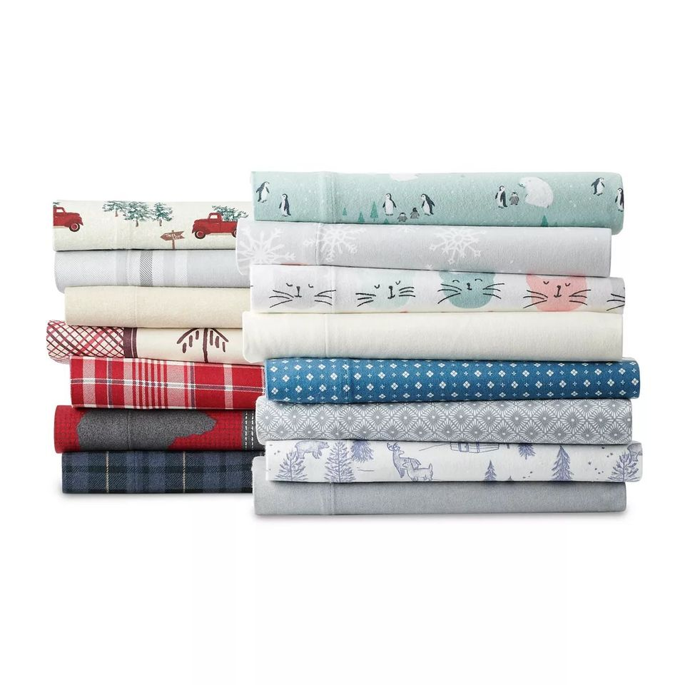 Kohl S Cuddl Duds Flannels Sheets More Than 50 Off Wear It For Less