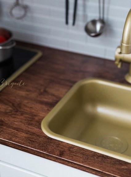 Duktig IKEA Play Kitchen Makeover | DIY Project