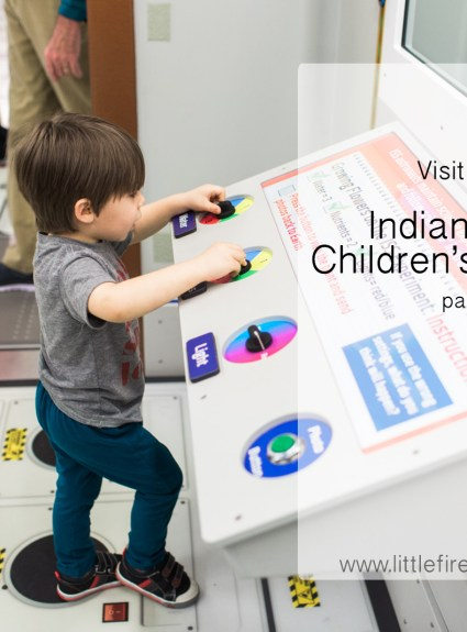 The Children's Museum of Indianapolis, part 2 | Travel
