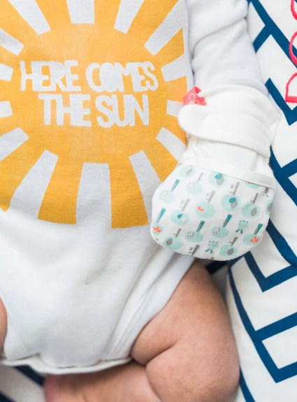 Goumikids baby mitts review | Product reviews