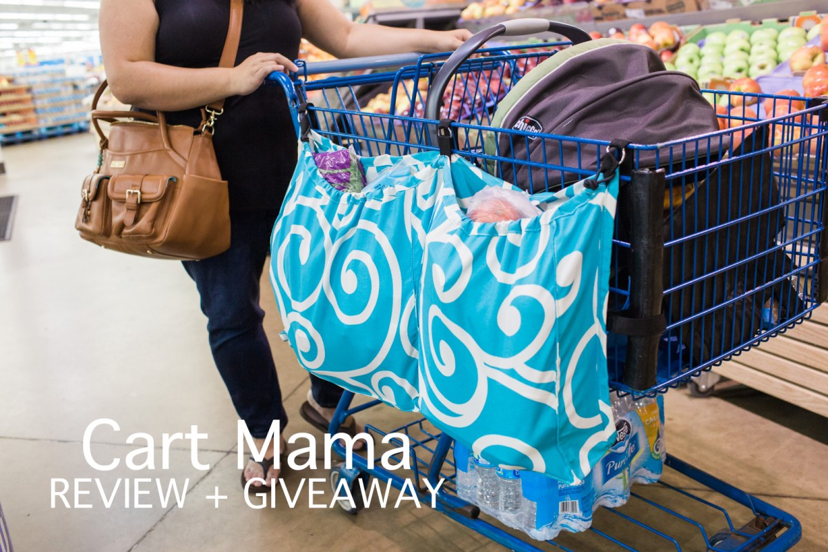 Cart Mama Review + Giveaway | Baby Essentials