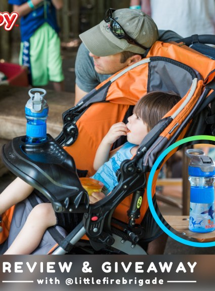 Staying hydrated this summer with Nuby + Giveaway