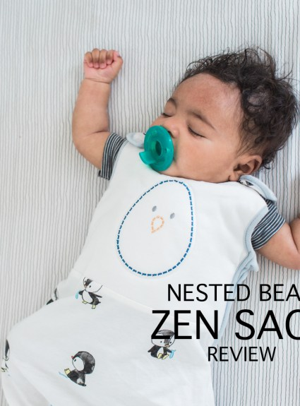 Nested Bean Review | Baby Essentials