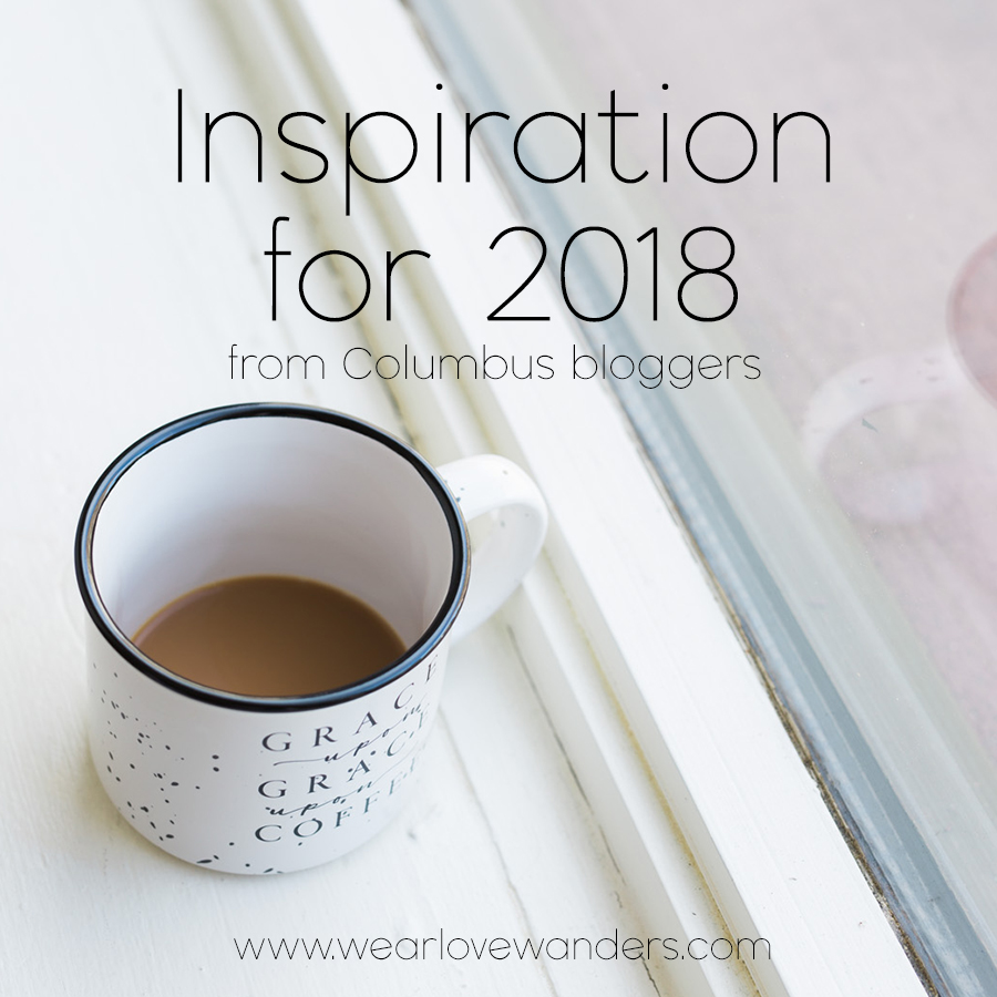 Inspiration for 2018