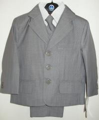 Baby and Infant Grey Suit