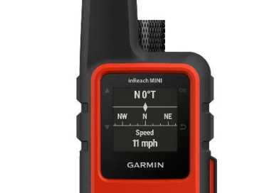 Sicurezza in formato Garmin a portata di mano con inReach Mini