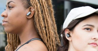 KNZ SoundFlux auricolare ear-in