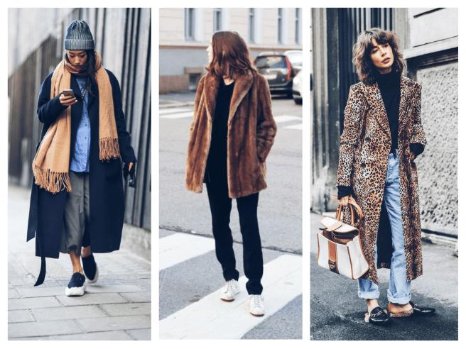 classic coat leopard print coat faux fur coat