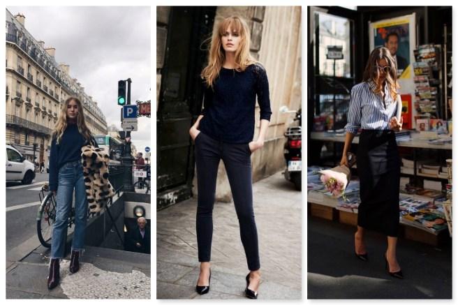 Parisian Chic - Your 10 Piece Capsule Wardrobe - Wears My Money