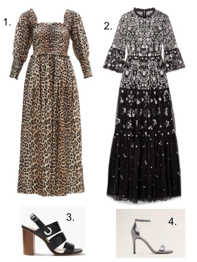 maxi dress event dressing