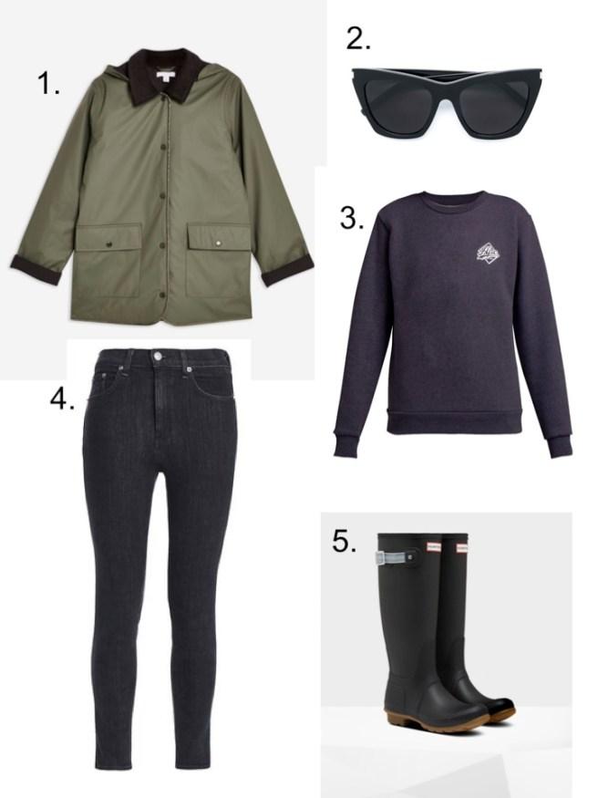 summer jacket rain jacket