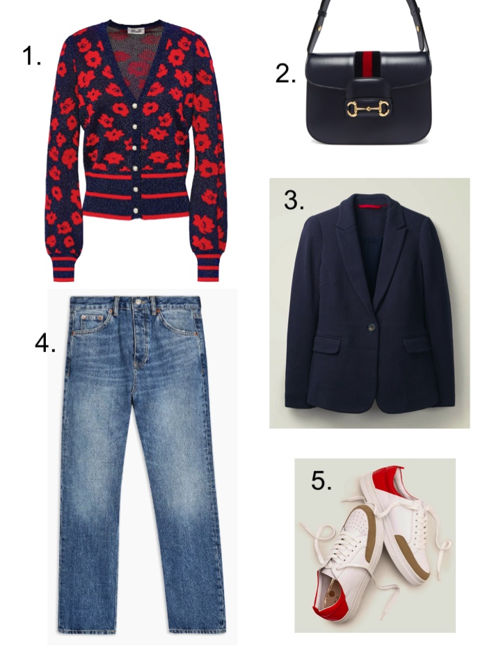 high Street Jeans Top shop Editor