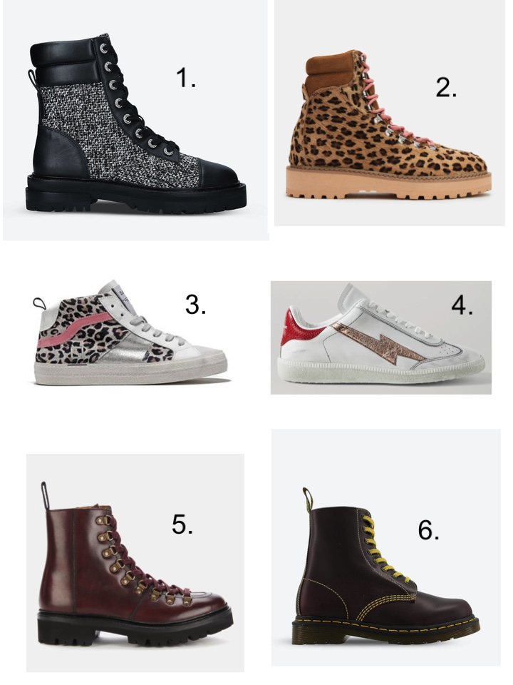 sales rules shoes and boots